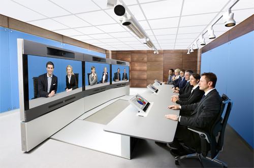videoconferencia múltiple