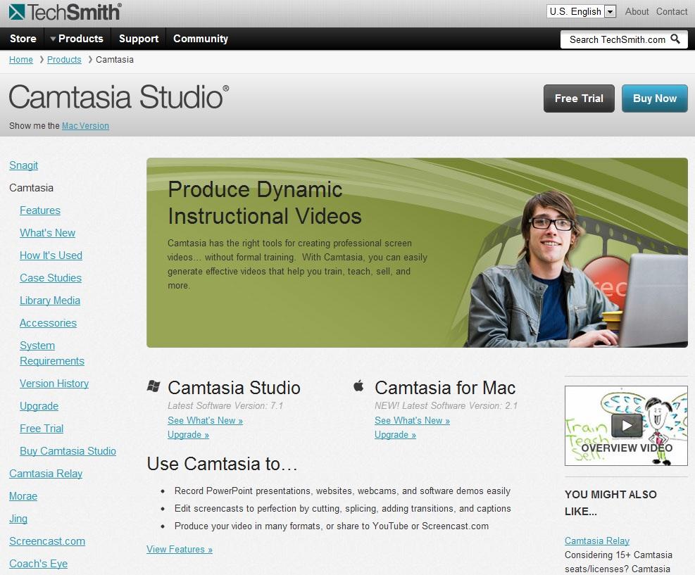 Videomarketing: edición de videos con Camtasia