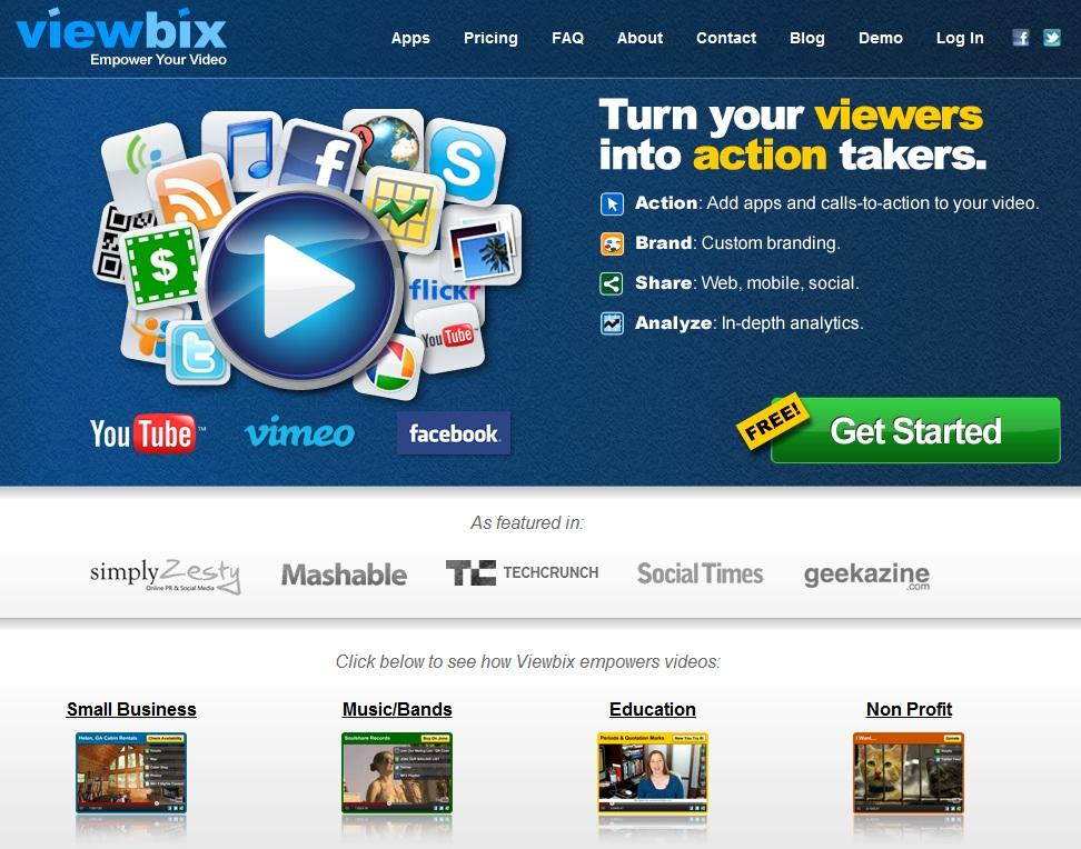 videomarketing: difusión de videos con Viewbix