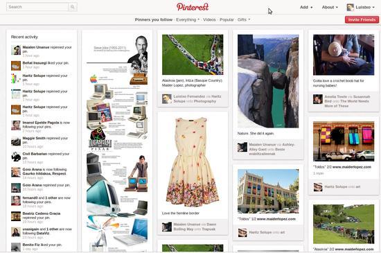 Optimiza el Pinterest de tu empresa en sólo 5 pasos