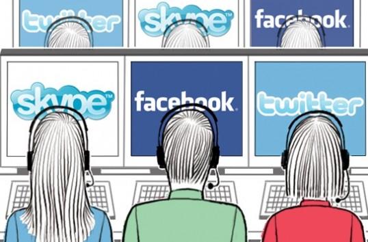 Claves para utilizar el Social Media como canal de atención al cliente