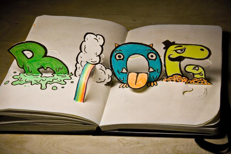De escritor a blogger. Crea tu marca personal y empieza a contar tu historia
