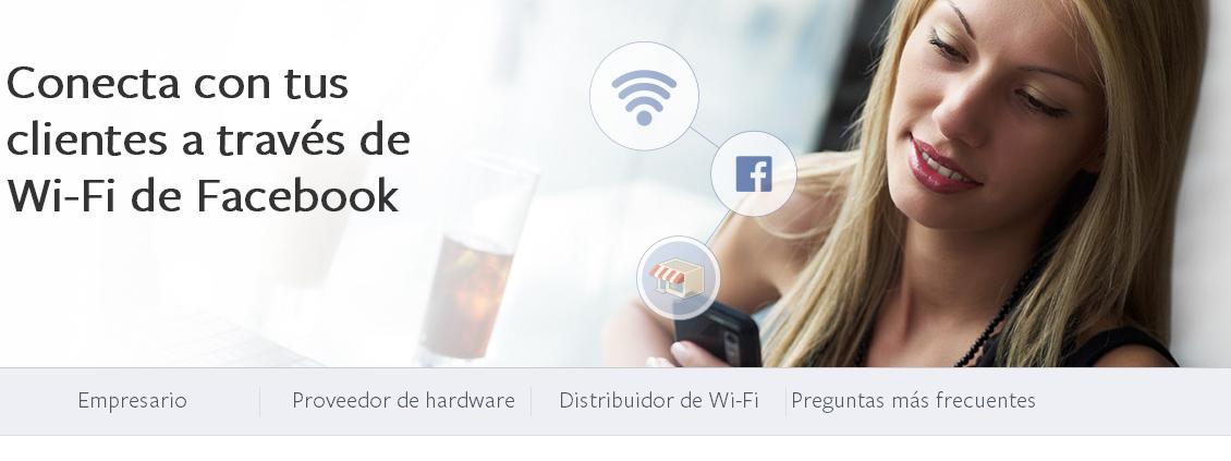 Captura de pantalla Facebook Business