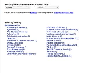 directorio Icex webs que ayudan a vender en el extranjero
