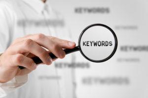 keywords Marketing SEO