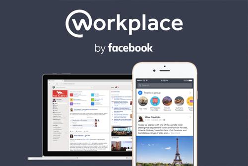 Workplace, nueva herramienta de Facebook