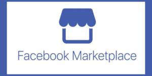 logo de facebook marketplace