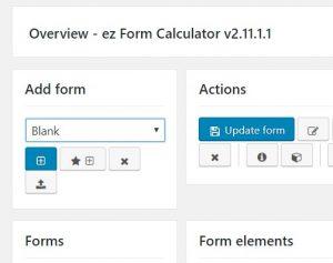 EZ Calculator, añadir una calculadora de ejemplo